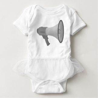 Megaphone Baby Bodysuit