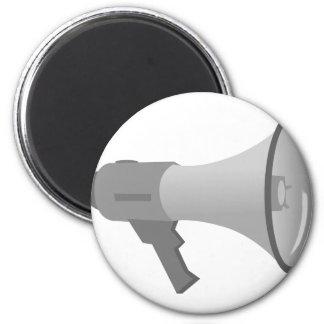 Megaphone Magnet