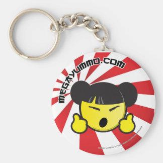 Megayummo.com keychain