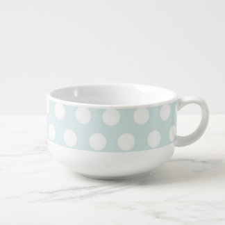 Meghan Cottage Chic Soup Mug