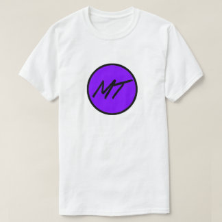 Meghan Rose T. Basic Logo Men's T-Shirt