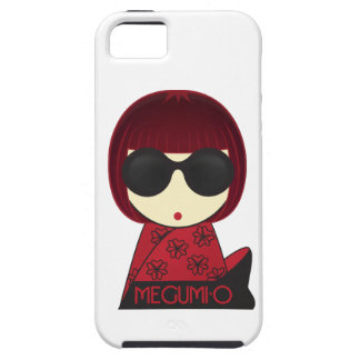 MEGUMI-O iPhone5 Case Vibe