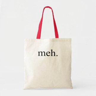 meh  $13.95 Tote Bag