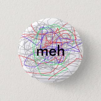 meh 3 cm round badge