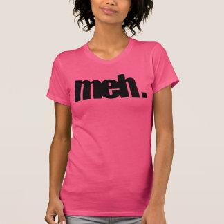 Meh black text T-Shirt