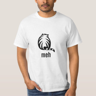 Meh Cat T-Shirt