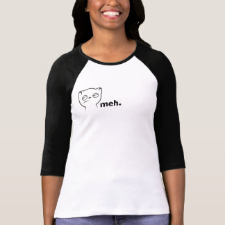 Meh Cat Tee Shirt