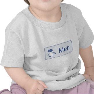 Meh - Facebook Tee Shirts