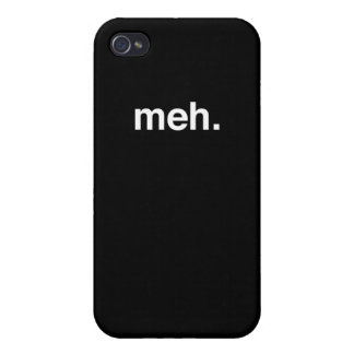 meh iPhone 4/4S cover