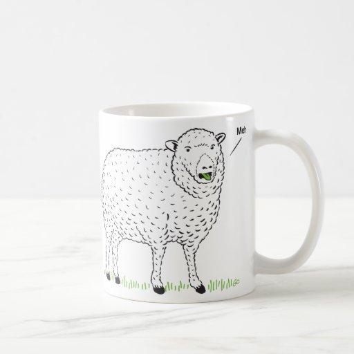 """Meh"" Mug"