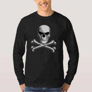 Meh Skull and Crossbones T-Shirt