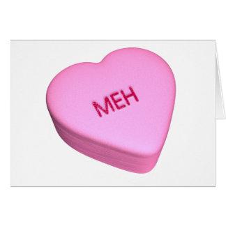 MehHeart Card
