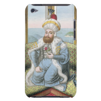 Mehmed II (1432-81) called 'Fatih', the Conqueror, Case-Mate iPod Touch Case