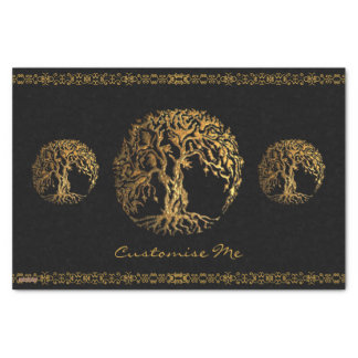 Mehndi Tree of Life (Henna) Tissue Paper