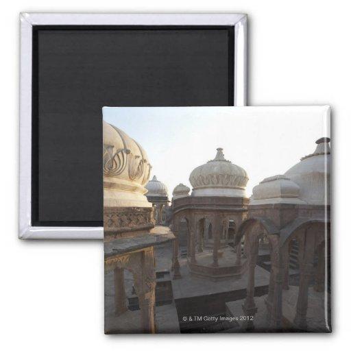 Mehrangarh Fort, Jodhpur, Rajasthan, India Refrigerator Magnets