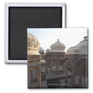 Mehrangarh Fort, Jodhpur, Rajasthan, India Square Magnet