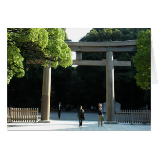 Meiji-Jingu-NY-blank Card