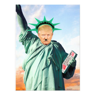 Mein Trumpf at Liberty Photo Enlargement