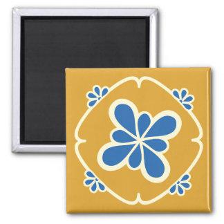 Meixcan Tile 1 Square Magnet