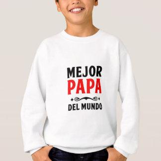 mejor papa delmonico sweatshirt