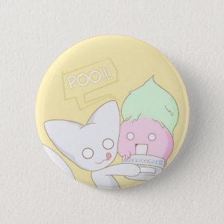 Meko, poop! button