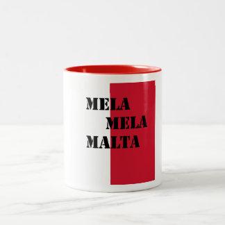 Mela Mela Malta Mug