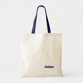 Melaine's tote bag