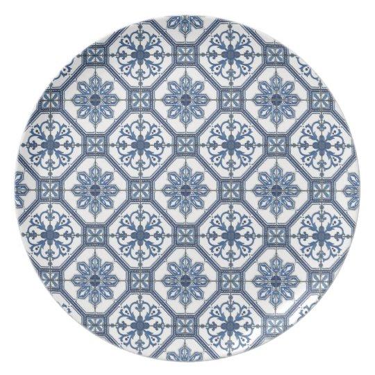 Melamine Plate - LISBON