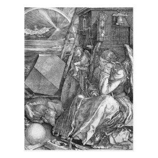 Melancholia by Albrecht Durer Postcard