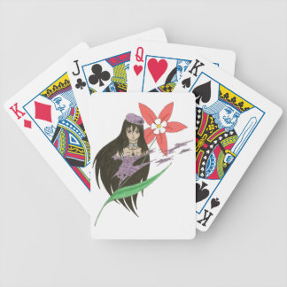 MelAncolie Bicycle Playing Cards