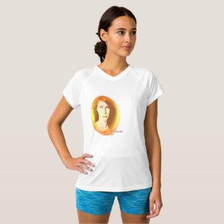 Melania Trump Double-Dry V-Neck T-Shirt