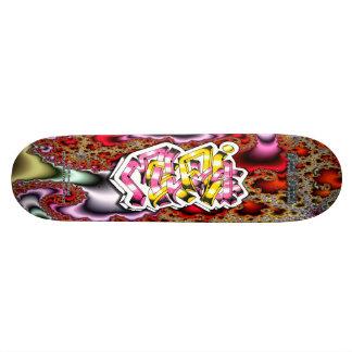 Melanie 01 ~ Custom Graffiti Art Pro Skateboard
