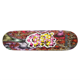 Melanie 03 ~ Custom Graffiti Art Pro Skateboard