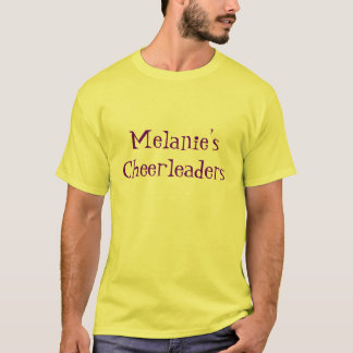Melanie's Cheerleaders T-Shirt