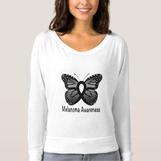 Melanoma Awareness: Butterfly T-Shirt