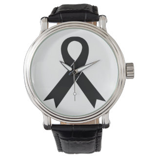 Melanoma Awareness Wristwatch