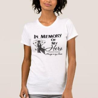 Melanoma In Memory of My Hero T-Shirt