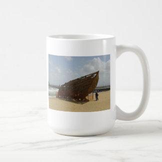 Melbourne Australia Basic White Mug