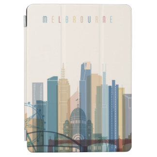 Melbourne, Australia | City Skyline iPad Air Cover