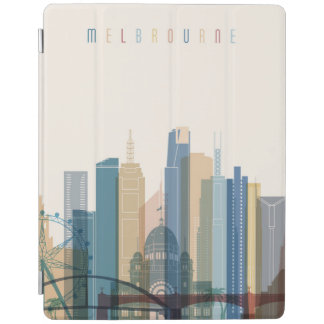 Melbourne, Australia | City Skyline iPad Cover