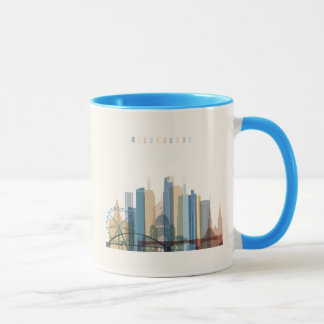 Melbourne, Australia | City Skyline Mug