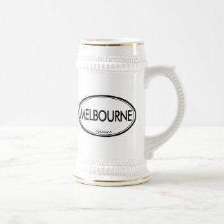 Melbourne Australia Coffee Mugs
