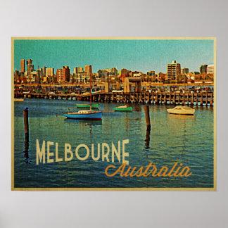Melbourne Australia Posters