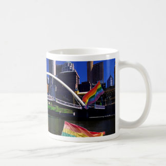 Melbourne, Australia Pride Coffee Mug