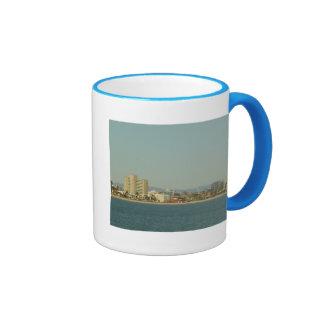 Melbourne Australia Ringer Mug