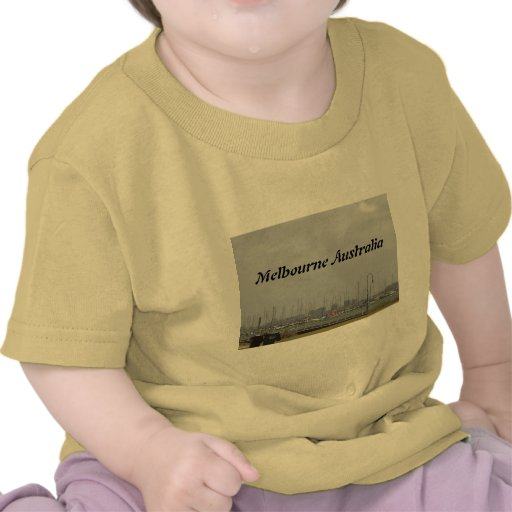 Melbourne Australia T Shirt