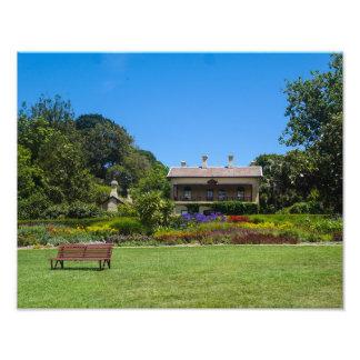 Melbourne Botanic Gardens, Australia - Photo Print