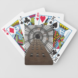 Melbourne Central Historic Shot Tower Poker Deck