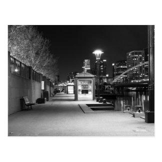 Melbourne Corner Postcard