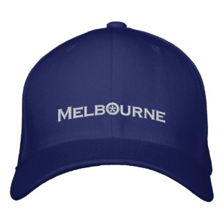 Melbourne Embroidered Hat